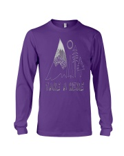 TAKE A HIKE Long Sleeve Tee thumbnail