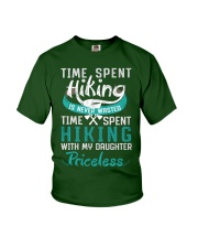 Hiking Daughter Youth T-Shirt front