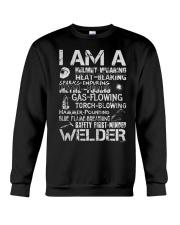 FUNNY WELDER Crewneck Sweatshirt thumbnail