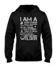 FUNNY WELDER Hooded Sweatshirt thumbnail