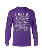 FUNNY WELDER Long Sleeve Tee thumbnail