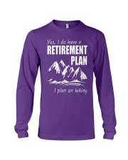 Hiking Plan Long Sleeve Tee thumbnail