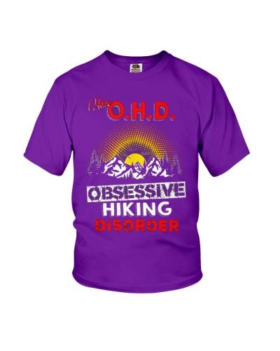 Obsessive Hiking
