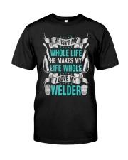 LOVEMYWELDER Classic T-Shirt thumbnail