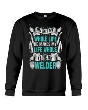 LOVEMYWELDER Crewneck Sweatshirt thumbnail