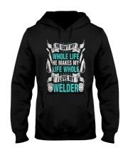 LOVEMYWELDER Hooded Sweatshirt thumbnail