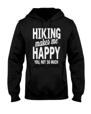 Hiking makes  Hooded Sweatshirt thumbnail