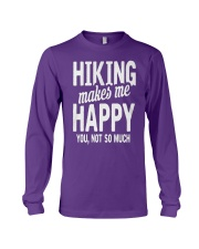 Hiking makes  Long Sleeve Tee thumbnail