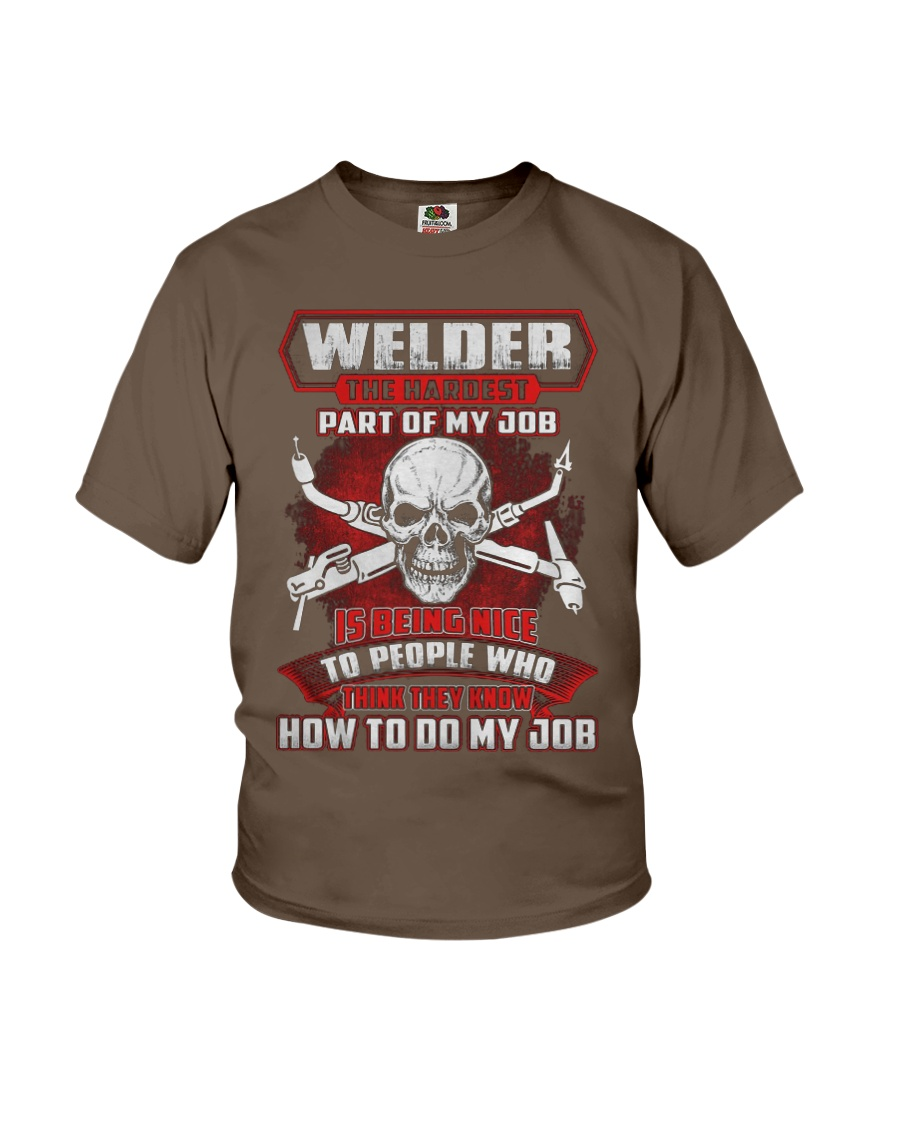 WELDER THE  Youth T-Shirt