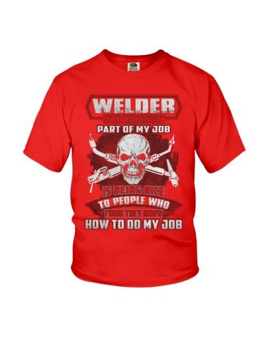 WELDER THE