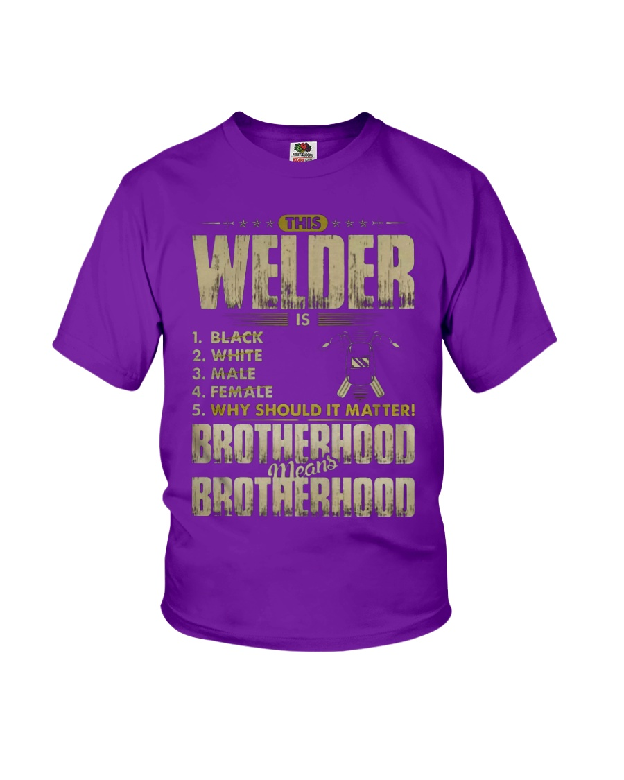 WELDER BROTHER Youth T-Shirt