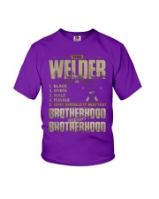 WELDER BROTHER Youth T-Shirt front