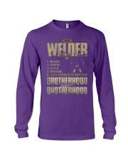 WELDER BROTHER Long Sleeve Tee thumbnail