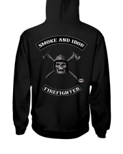 firefigter old Hooded Sweatshirt thumbnail