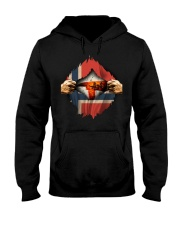 firefigter supper Hooded Sweatshirt thumbnail