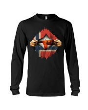 firefigter supper Long Sleeve Tee thumbnail