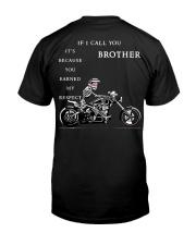 bikeff Classic T-Shirt back