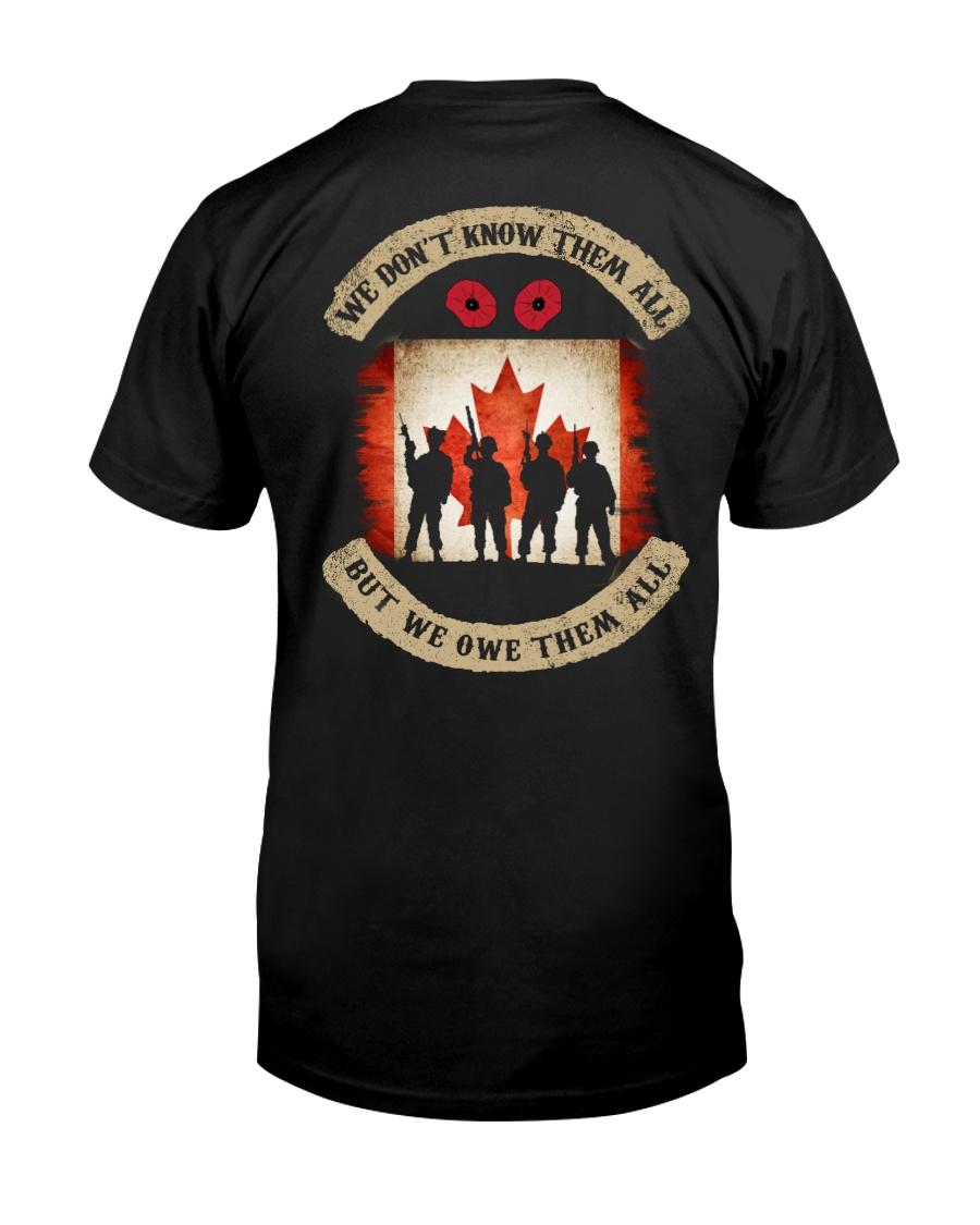 canada 111 Classic T-Shirt