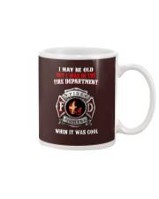 firefigter old Mug thumbnail