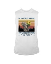 BE KIND ELEPHANT VINTAGE Sleeveless Tee thumbnail