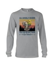 BE KIND ELEPHANT VINTAGE Long Sleeve Tee thumbnail