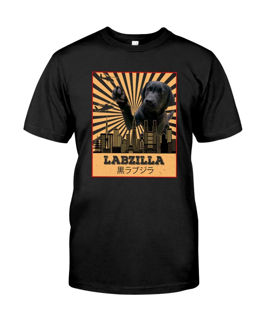 LABZILLA Classic T-Shirt