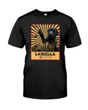 LABZILLA Classic T-Shirt front