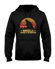 MOMZILLA MOTHER OF THE MONSTERS Hooded Sweatshirt thumbnail