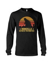 MOMZILLA MOTHER OF THE MONSTERS Long Sleeve Tee thumbnail