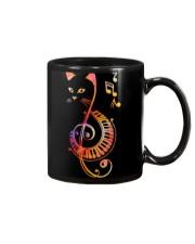 CAT PIANO MUSIC NOTE Mug thumbnail