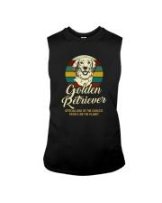 official dog golden retriever Sleeveless Tee thumbnail