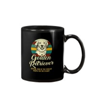 official dog golden retriever Mug thumbnail