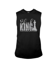 BLACK KING THE MOST IMPORTANT PIECE ON BOARD a Sleeveless Tee thumbnail