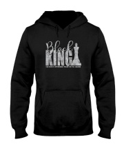 BLACK KING THE MOST IMPORTANT PIECE ON BOARD a Hooded Sweatshirt thumbnail