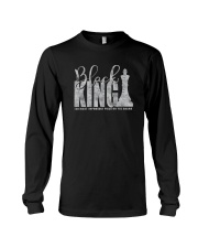 BLACK KING THE MOST IMPORTANT PIECE ON BOARD a Long Sleeve Tee thumbnail