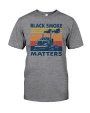 smoke Classic T-Shirt front