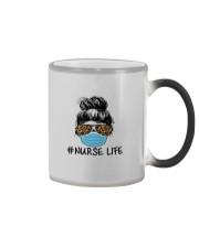 NURSE LIFE Color Changing Mug thumbnail