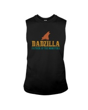 FATHER OF THE MONSTERS Sleeveless Tee thumbnail