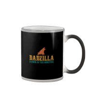 FATHER OF THE MONSTERS Color Changing Mug thumbnail