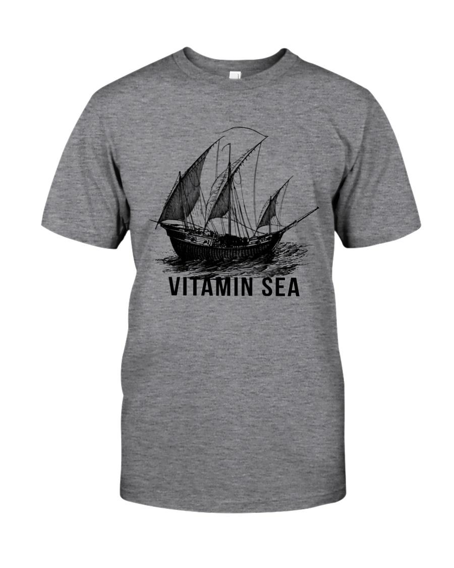 SAILING VINTAMIN SEA Classic T-Shirt