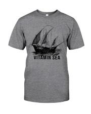 SAILING VINTAMIN SEA Classic T-Shirt front