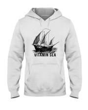 SAILING VINTAMIN SEA Hooded Sweatshirt thumbnail