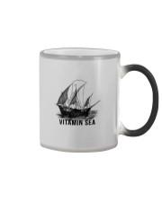 SAILING VINTAMIN SEA Color Changing Mug thumbnail