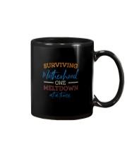 SURVIVING MOTHERHOOD ONE MELTDOWN AT A TIME Mug thumbnail