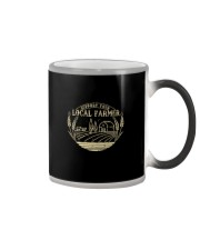 SUPPORT YOUR LOCAL FARMER Color Changing Mug thumbnail