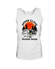 UPPER CLASS TRAILER TRASH Unisex Tank tile