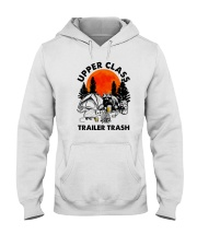 UPPER CLASS TRAILER TRASH Hooded Sweatshirt thumbnail