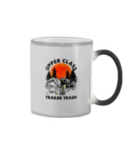 UPPER CLASS TRAILER TRASH Color Changing Mug thumbnail