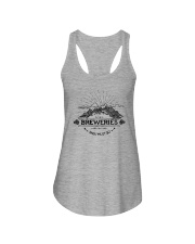 THE BREWERIES ARE CALLING Ladies Flowy Tank thumbnail