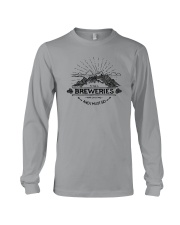 THE BREWERIES ARE CALLING Long Sleeve Tee thumbnail
